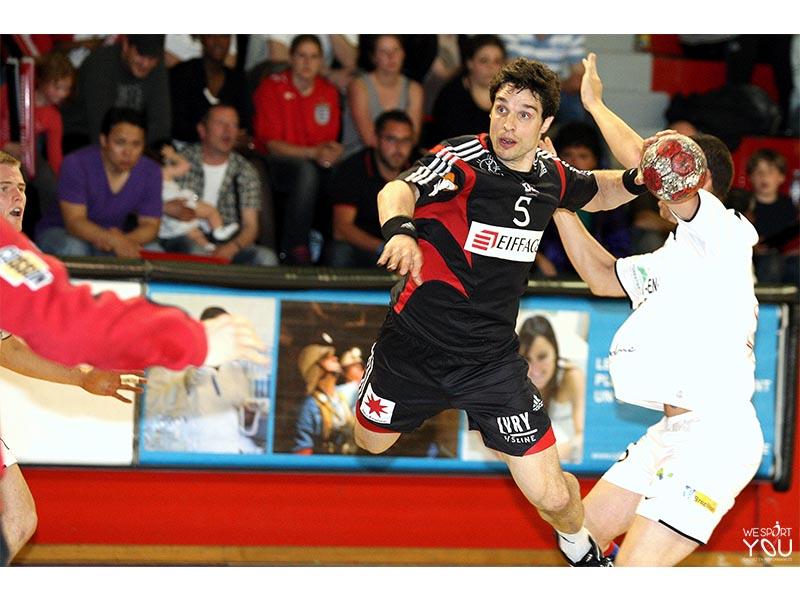 Dirigeant sportif Thomas Richard DRH Hôtel Hyatt et ancien champion de handball