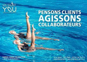 We Sport You, agence conseil en stratégie « RSE, Sport Entreprises »
