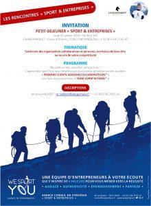 Les Rencontres Sport & Entreprises
