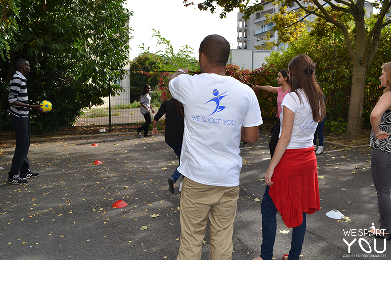 Team Building - Ecole RH - we sport you - - Team FormActions® »