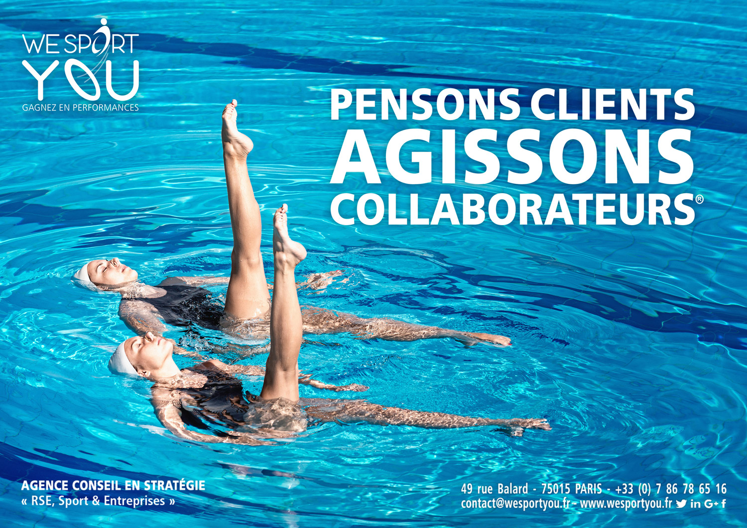 Penser Clients Agir Collaborateurs