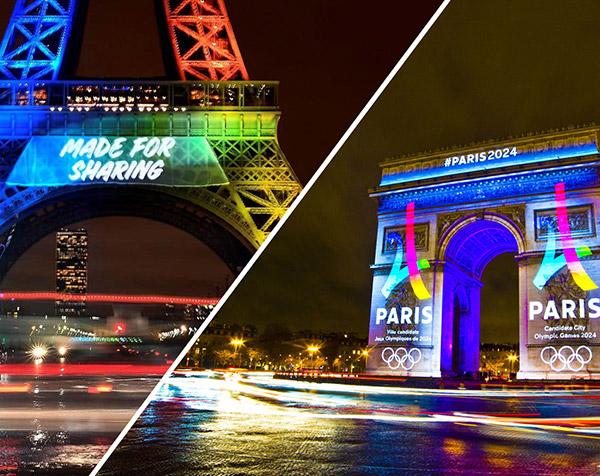 Olympisme Paris2024 Paris ANOF