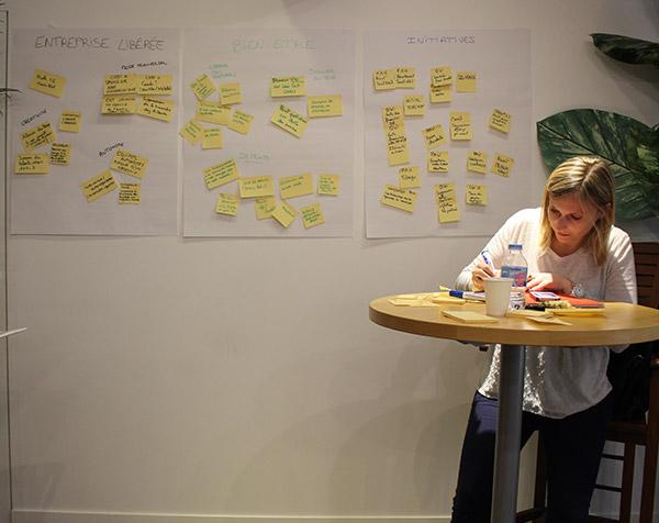 conduite du changement & transformation d'entreprise