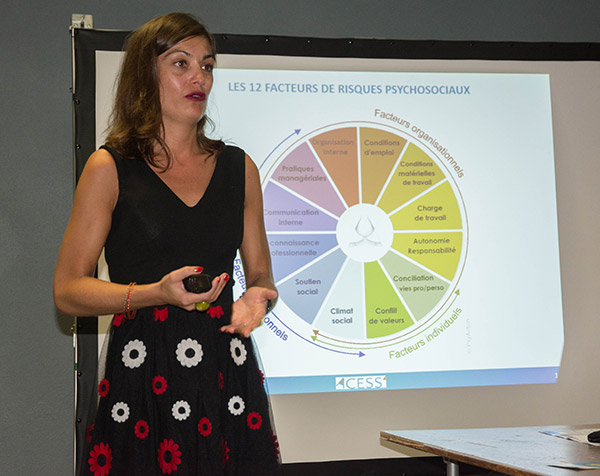 Formation Coaching RPS et gestion du stress